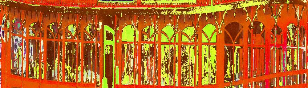 Schiff Fensterwand