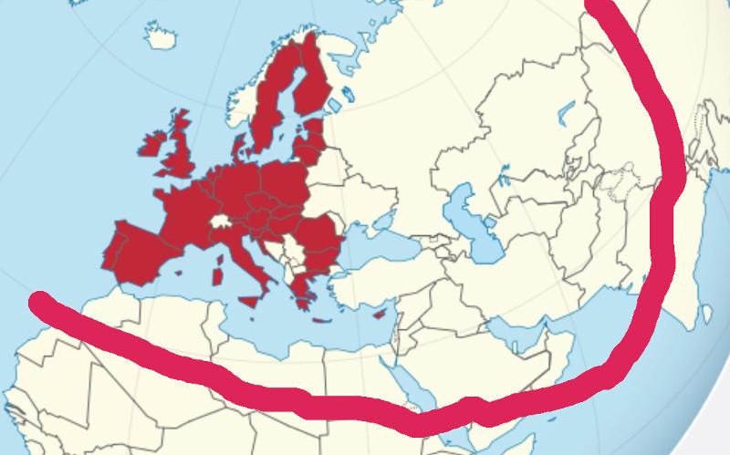 Europa in seiner historischen Dimension: multiethnisch, geistig, wirtschaftlich seit mehr als 7000 Jahren